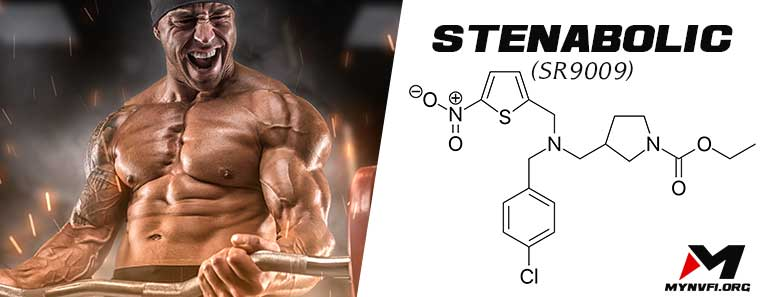 Stenabolic (SR9009) - The Ultimate Guide For Beginners